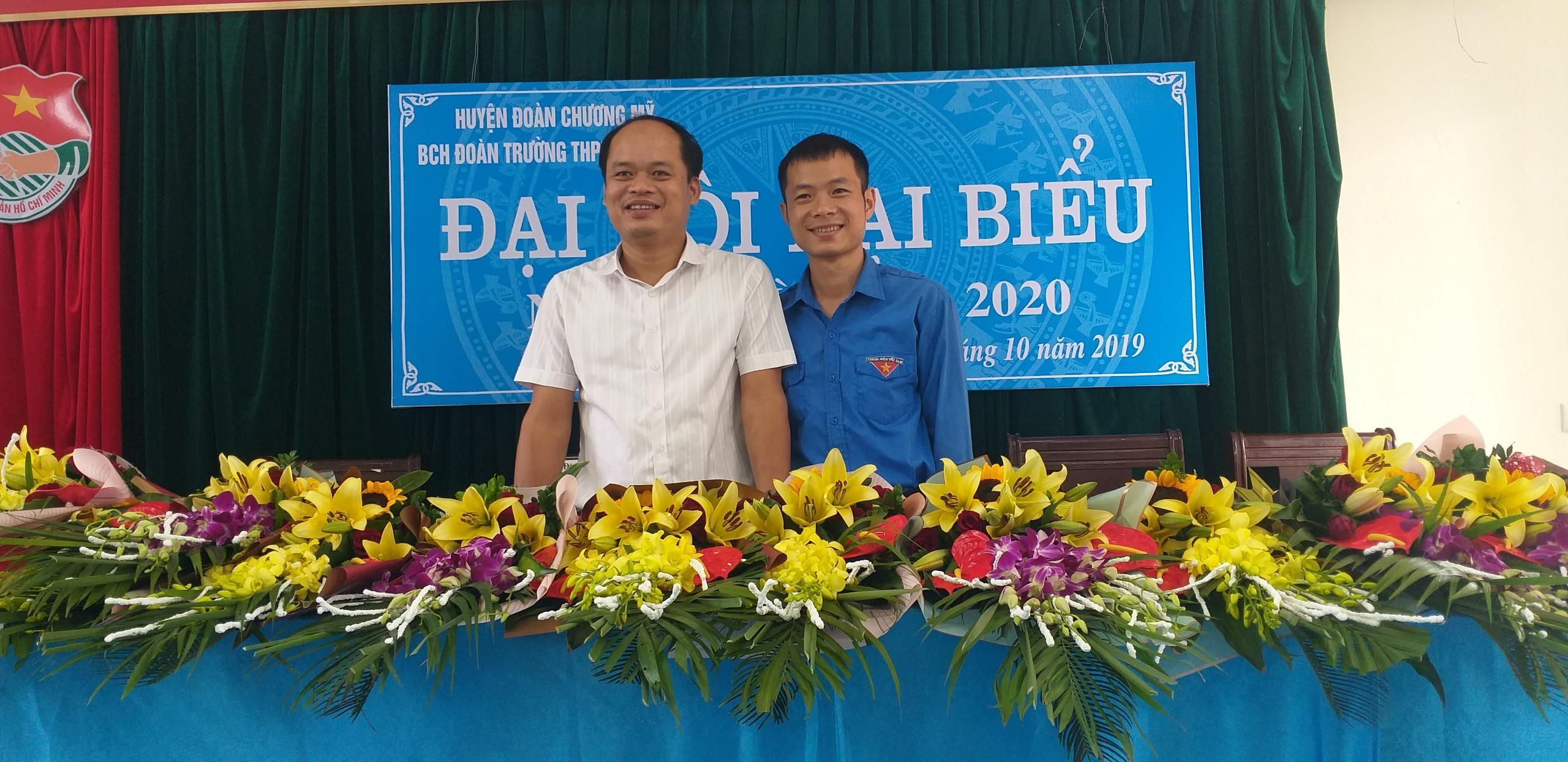 Đại hội đoàn TNCS Hồ Chí Minh nhiệm kỳ 2019-2020